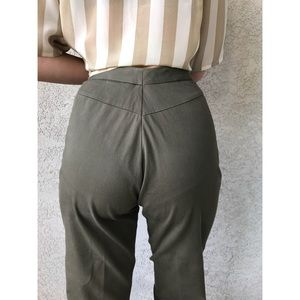 [vintage] Nordstrom high waist trousers